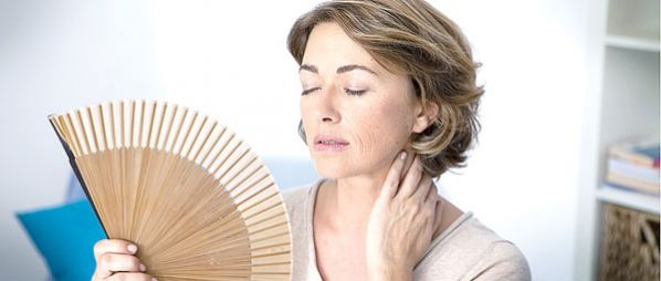 menopause hot flushes